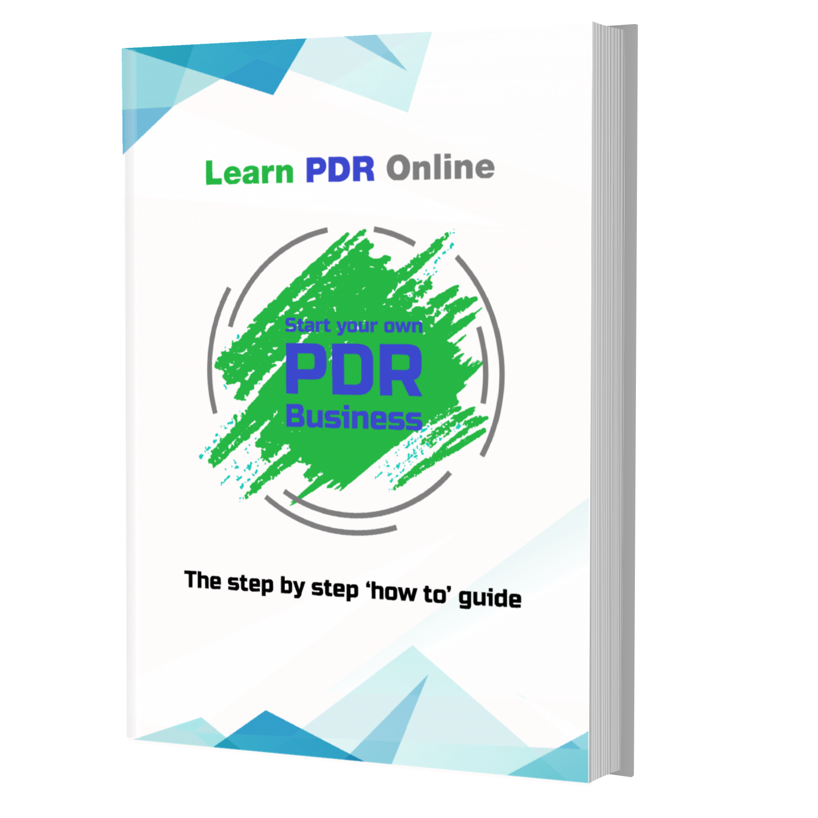 Start Your Own PDR Business A Step By Step How to Guide